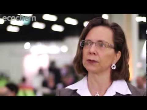 Anne Wallin, The Dow Chemical Company at Ecochem 2013