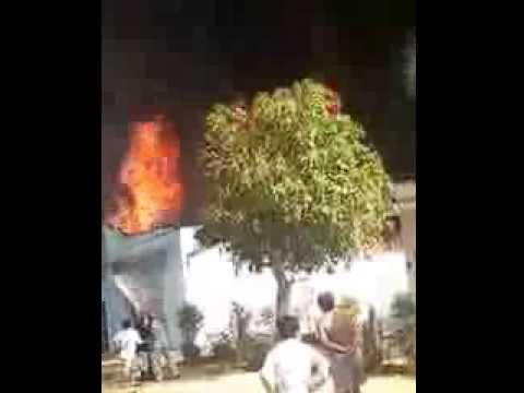 giải cứu thành công đám cháy lớn nhất 2014 tại Vĩnh Lộc A