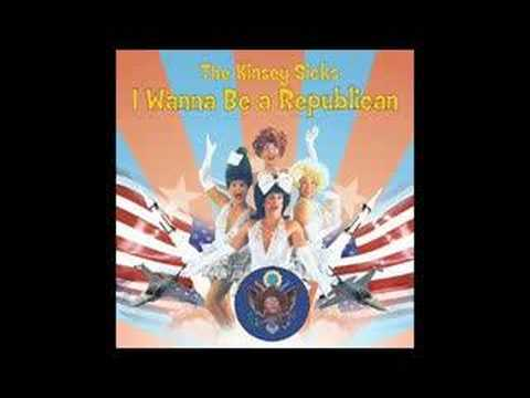 I Wanna Be a Republican (from the album, I Wanna Be a Republican)