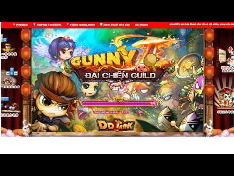 Hướng Dẫn Đăng Kí Tài Khoản Gunny Lậu l Gunny Full Xu version 2016 l Gunnymienphi.nett