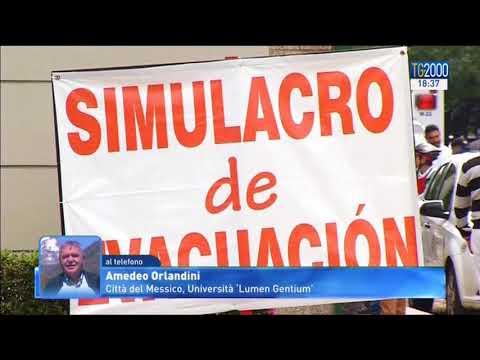 """Terremoto Messico, testimone: """"simulazione poi la scossa vera"""""""