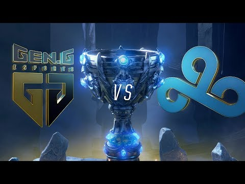 GEN vs C9 | Worlds Group Stage Day 5 | Gen.G Esports vs Cloud9 (2018)