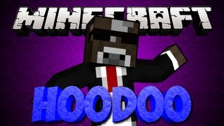 """Minecraft """"HOLD THE FORTRESS!"""" HOODOO Minigame (Defense Round)"""
