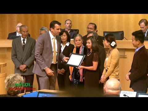 San Jose: Ban hành nghị quyết công nhận Tháng Tư Đen