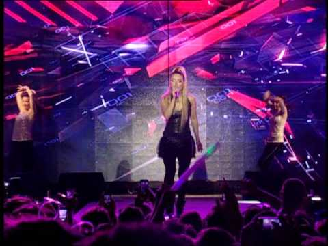 Dashni Morad - Live on NRJ Music Tour - Beirut 06, July 2013