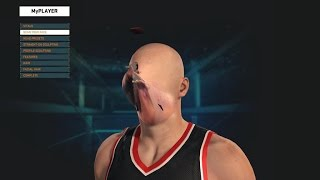 NBA 2K15 Face Scan Fails