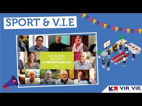 Sport et #VIE_RH : mêmes valeurs !