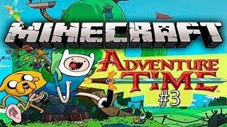 Minecraft Hora De Aventura #3 Final MAGICO !!!