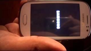 Samsung GT S6810 FAME QUITAR CODIGO PATRON
