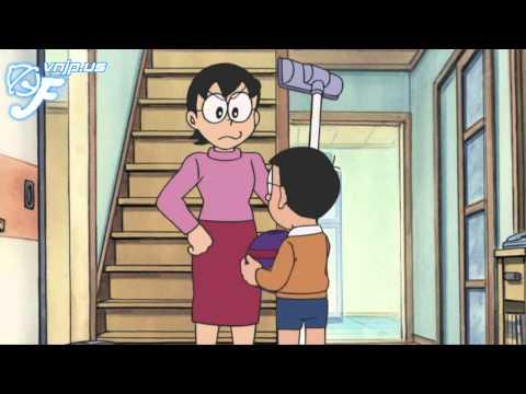 [Ep 350] Vẽ bậy trên mặt Doraemon