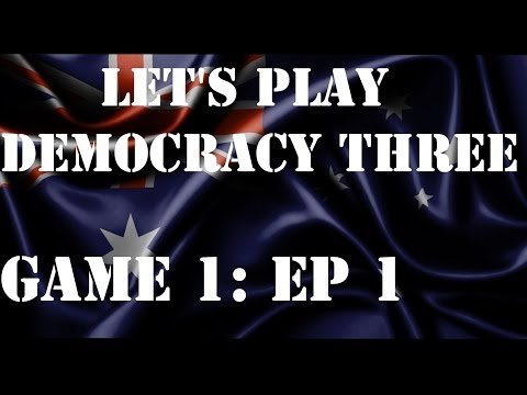 Let's Play Democracy 3: a Failure of Democracy