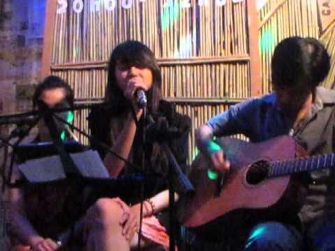 [4 Plus Band] Rolling in the deep - Cafe Tượng 152/9 Thành Thái, q10, TPHCM.