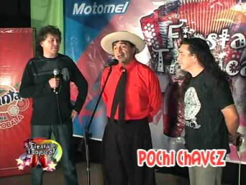 FIESTA TROPICAL TV .. Pochi Chavez