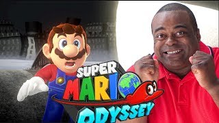 WHAT? A Super Mario Odyssey GAMEPLAY?! [LET'S DO THIS!]