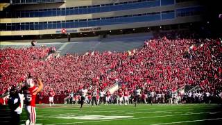 Wisconsin Badger Football Hype 2015-2016