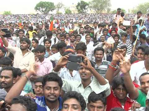 pavankalyan speech in kolar in BJP campaign part5