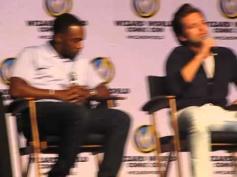Sebastian Stan and Anthony Mackie at Wizard World Philly (4)