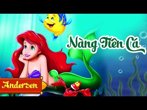Nàng Tiên Cá - Truyen Co Tich Nang Tien Ca - Giọng Miền Bắc
