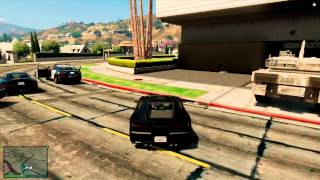 GTA 5 Online: (PATCHED) How To Put ANY Car In Your Garage