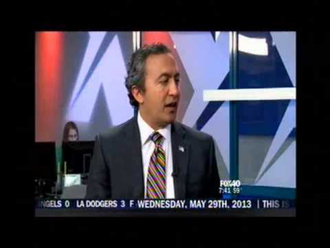 Rep. Bera interview on Fox 40, discusses trip to Afghanistan