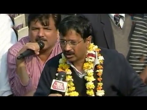 Modi, Rahul are agents of Mukesh Ambani: Kejriwal