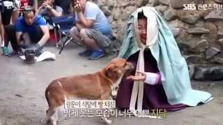 [Making Drama Secret Door] Kim Yoo Jung 김유정 (1)