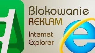 Blokowanie Reklam W Internet Explorer