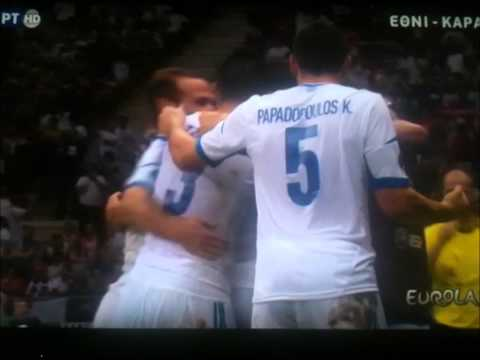 HELLAS vs RUSSIA 1-0 EURO 2012