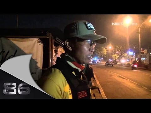 86 Aksi Penggerebekan Pelaku Begal di Depok - Ipda Winam Agus