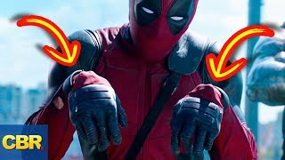 10 Superpowers Deadpool Wants To Keep Secret!