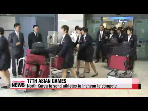 North Korea to participate in 17th Asian Games Incheon