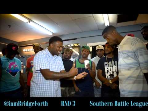 STREET KING DVD Vol 1-Bridge vs Slizzo The Poet (full rap battle)
