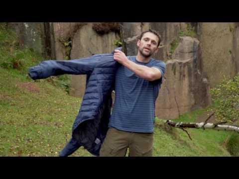 Hi Gear Packlite Alpinist Down Jacket