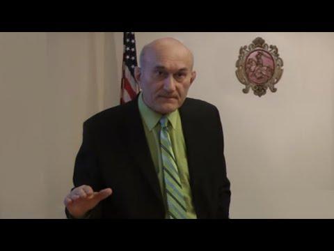 Зянон Пазьняк. Беларусам жыць з трагедыяй Чарнобыля