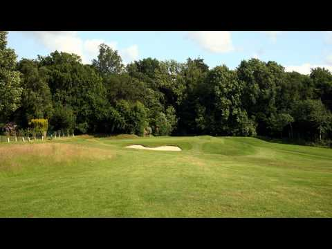 Harewood Downes Golf club Winsford Cheshire