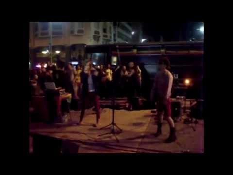 Juani VN - Why ♥ means U for me (Live at Marcha por la Diversidad 2012)
