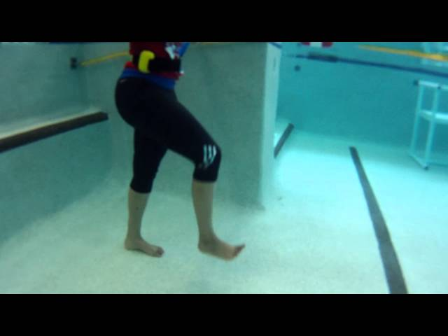 Water Aerobics & the Waist Belt : Swimming Tips & Exercises
