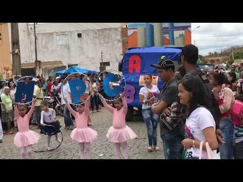 Desfile de 7 de setembro em Licínio de Almeida
