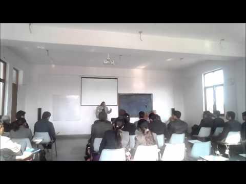 Seminar on