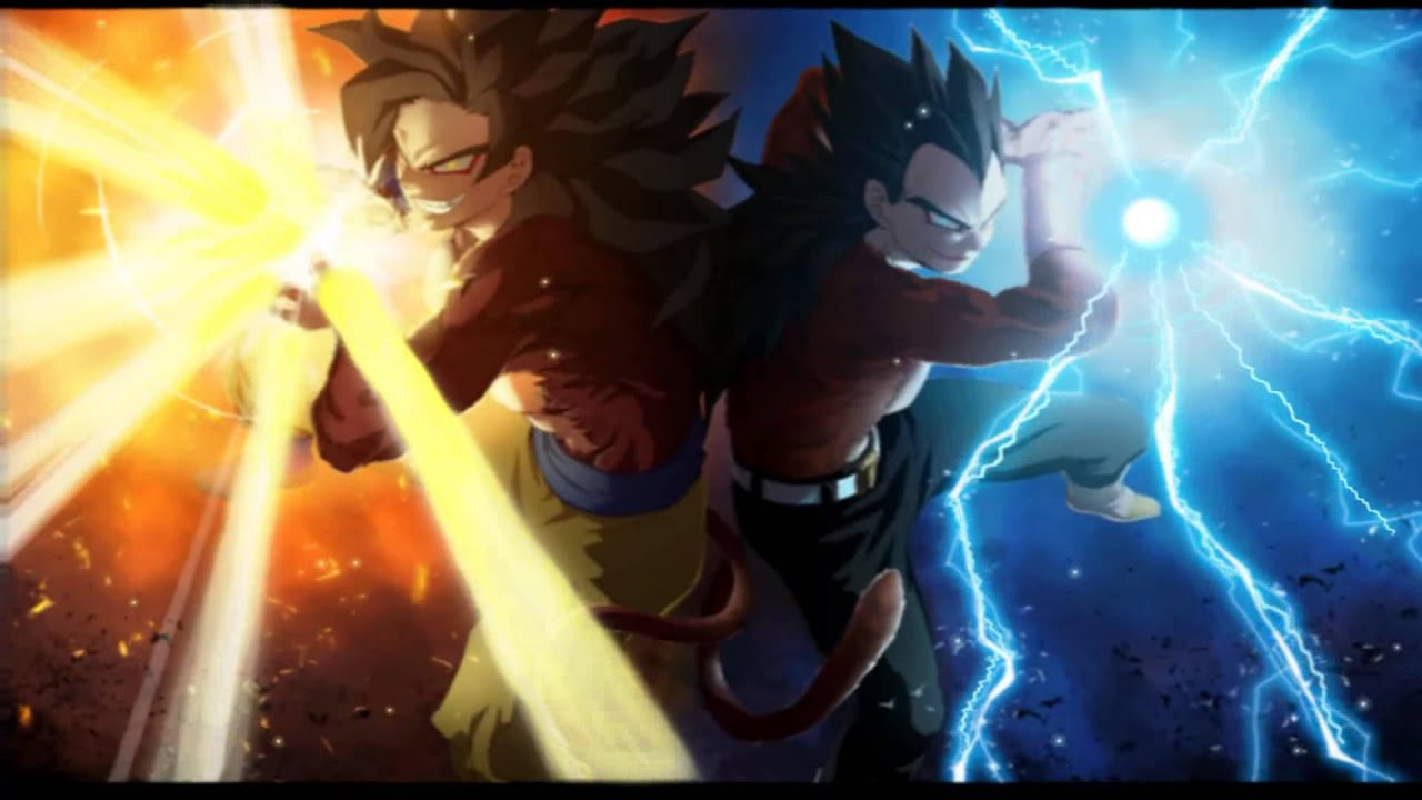 dragon ball animated wallpaper