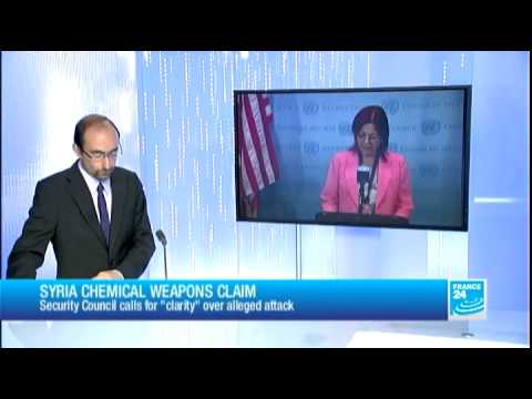 Syria war: deadlock in the UN Security Council
