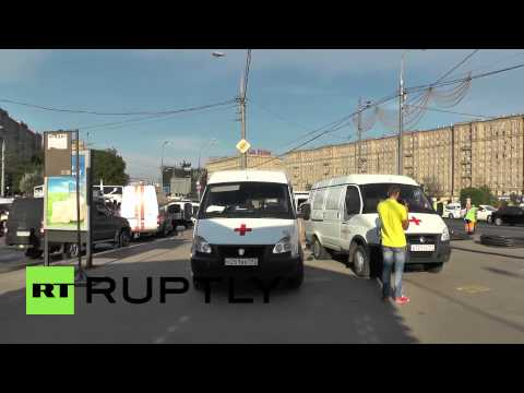 Russia: Grim task of bringing up the bodies after Moscow Metro disaster