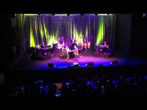 Piano na Mangueira, com Dionne Warwick e Emílio Santiago em 20/08/2011