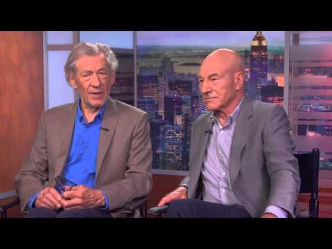 Ian McKellen and Patrick Stewart Discuss Their New Broadway Plays