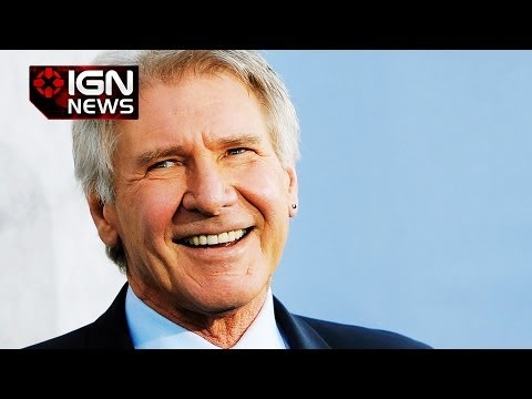 Harrison Ford Actually Broke His Leg - IGN News