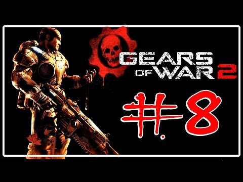 Gears of War 2 - XBOX 360 - Parte 8