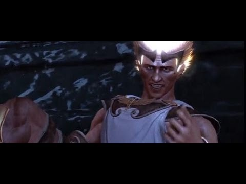 God Of War 3 (ITA) Parte 12 HD-BOSS HERMES