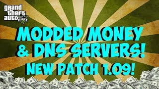 GTA 5 Online Modded Lobbies, Money, & DNS Servers! NEW 1