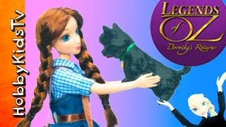Legends Of OZ: Dorothy Barbie Doll, Elsa, China Princess