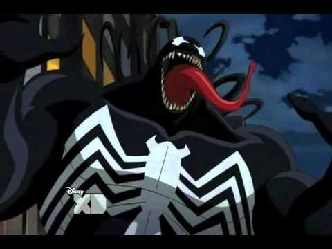 ultimate venom spiderman - photo #30